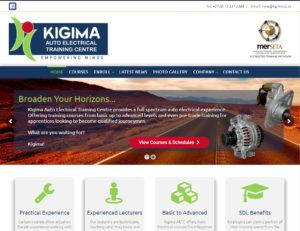 Kigima Auto Electrical Training Center